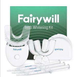 NEW Fairywill Teeth Whitening Kit BEST SELLER